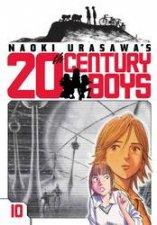 Naoki Urasawas 20th Century Boys 10