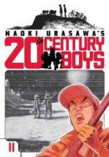 Naoki Urasawas 20th Century Boys 11