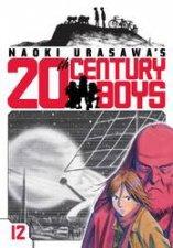 Naoki Urasawas 20th Century Boys 12