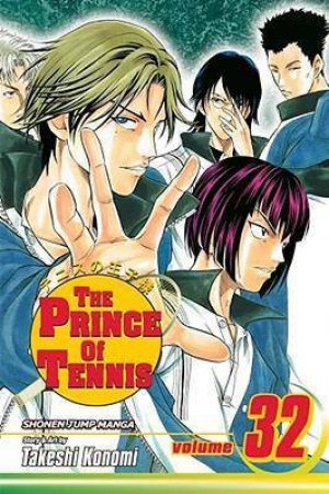 The Prince Of Tennis 32 by Takeshi Konomi