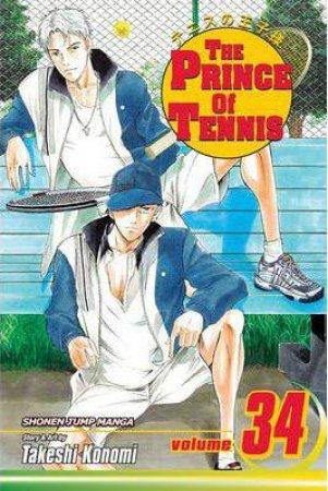 The Prince Of Tennis 34 by Takeshi Konomi