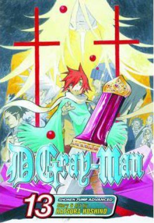 D.Gray-Man 13 by Katsura Hoshino