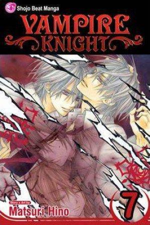 Vampire Knight 07 by Matsuri Hino