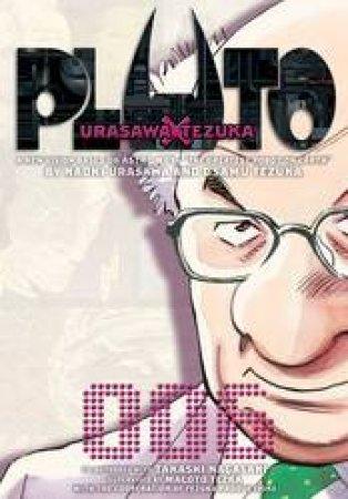 Pluto: Urasawa x Tezuka 06 by Naoki Urasawa