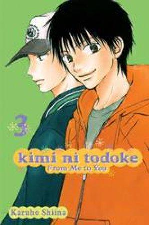 Kimi ni Todoke 03 by Karuho Shiina
