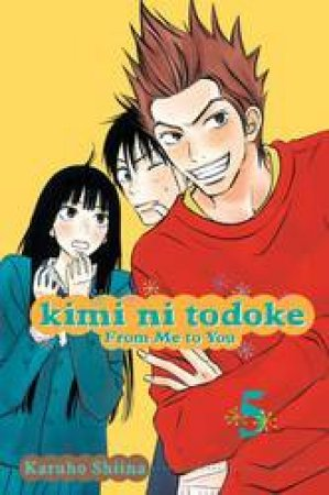 Kimi ni Todoke 05 by Karuho Shiina