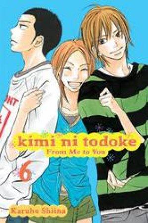Kimi Ni Todoke 06 by Karuho Shiina