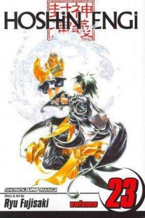 Hoshin Engi 23 by Ryu Fujisaki