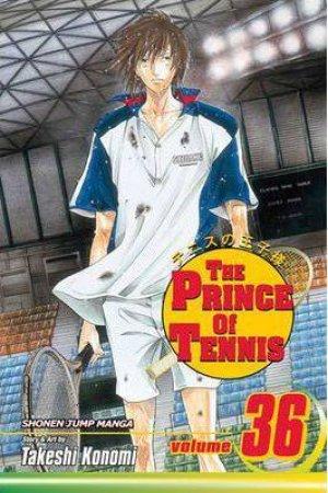 The Prince Of Tennis 36 by Takeshi Konomi