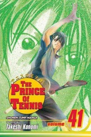 The Prince Of Tennis 41 by Takeshi Konomi
