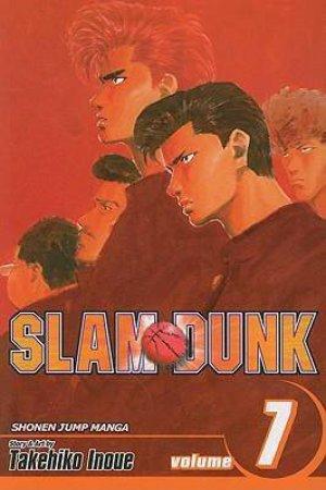 Slam Dunk 07 by Takehiko Inoue