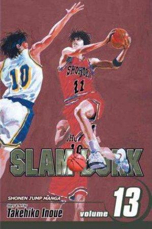 Slam Dunk 13 by Takehiko Inoue