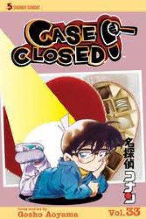 Case Closed 33 by Gosho Aoyama