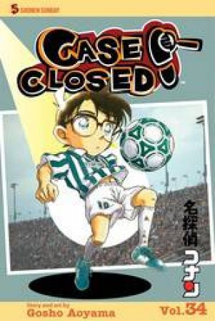 Case Closed 34 by Gosho Aoyama