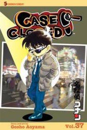 Case Closed 37 by Gosho Aoyama