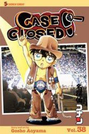 Case Closed 38 by Gosho Aoyama