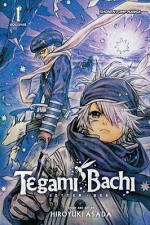 Tegami Bachi 01 by Hiroyuki Asada