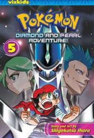 Pokemon Diamond & Pearl Adventure! 05 by Shigekatsu Ihara