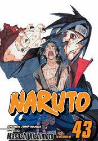 Naruto 43 by Masashi Kishimoto