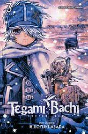Tegami Bachi 03 by Hiroyuki Asada