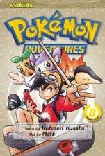 Pokemon Adventures 08