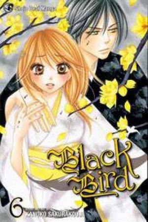 Black Bird 06 by Kanoko Sakurakoji