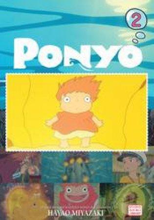 Ponyo Film Comic 02 by Hayao Miyazaki