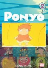 Ponyo Film Comic 02