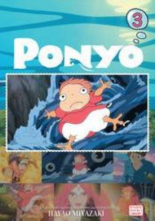 Ponyo Film Comic 03 by Hayao Miyazaki