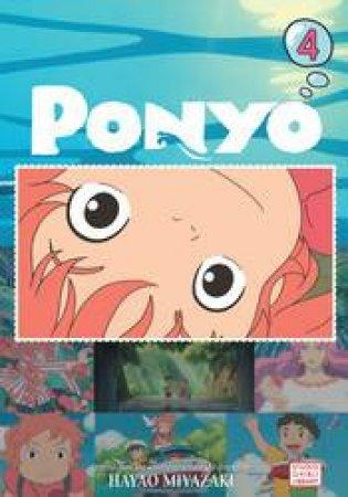 Ponyo Film Comic 04 by Hayao Miyazaki