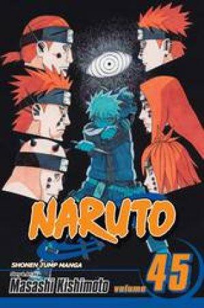 Naruto 45 by Masashi Kishimoto