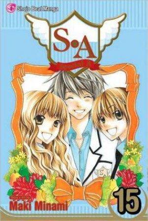 S. A 15 by Maki Minami