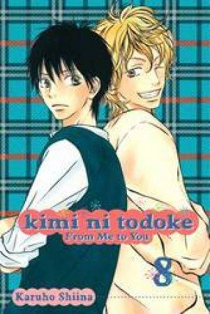 Kimi ni Todoke 08 by Karuho Shiina