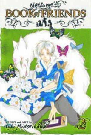 Natsume's Book Of Friends 02 by Yuki Midorikawa