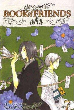 Natsume's Book Of Friends 07 by Yuki Midorikawa