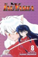 Inuyasha 3in1 Edition 08