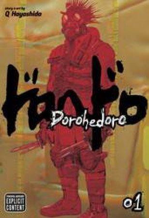 Dorohedoro 01 by Q. Hayashida