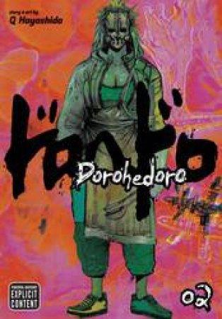 Dorohedoro 02 by Q Hayashida