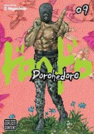 Dorohedoro 09 by Q Hayashida