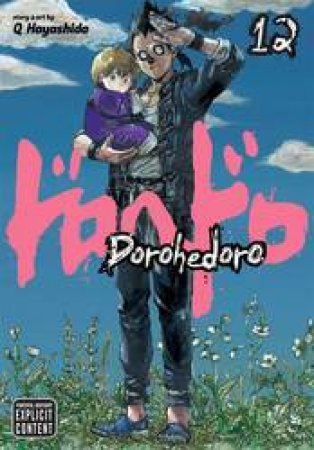 Dorohedoro 12 by Q Hayashida