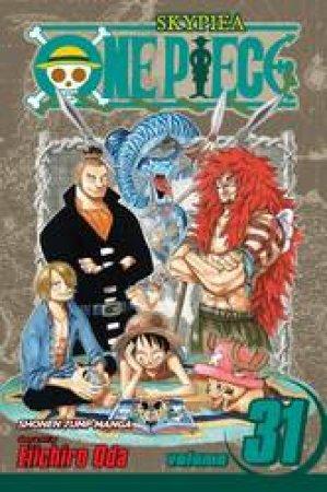 One Piece 31 by Eiichiro Oda