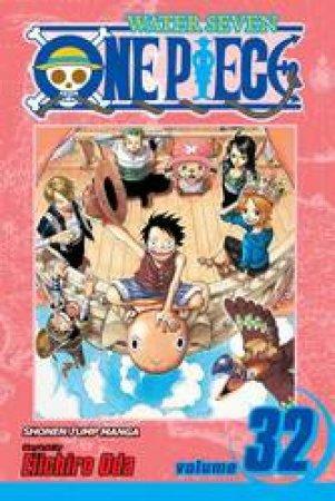 One Piece 32 by Eiichiro Oda