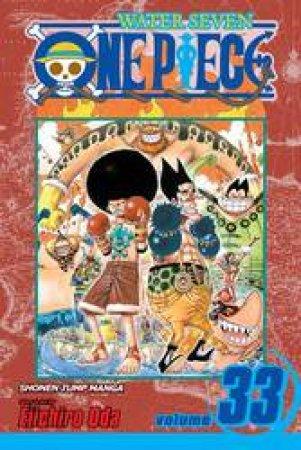 One Piece 33 by Eiichiro Oda