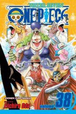 One Piece 38 by Eiichiro Oda