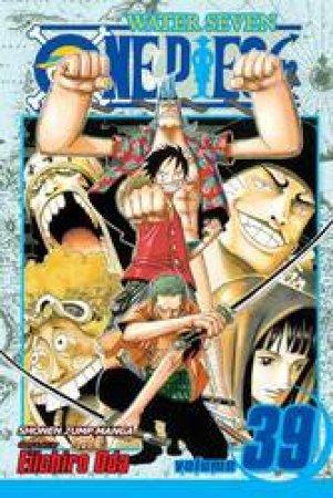 One Piece 39 by Eiichiro Oda