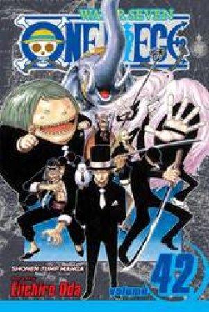 One Piece 42 by Eiichiro Oda