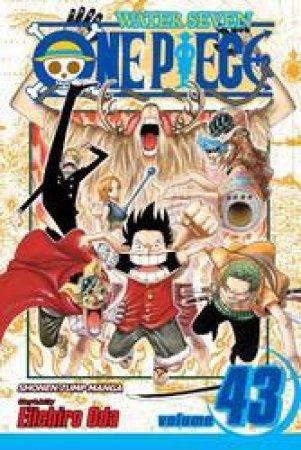 One Piece 43 by Eiichiro Oda