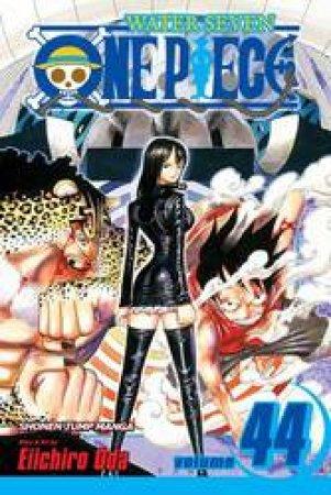One Piece 44 by Eiichiro Oda
