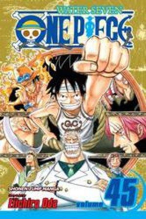 One Piece 45 by Eiichiro Oda