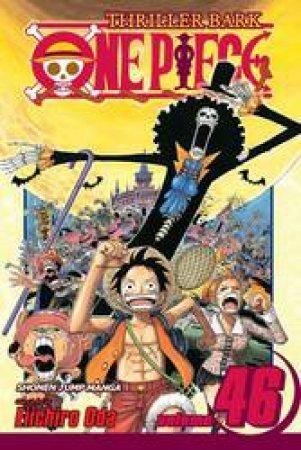 One Piece 46 by Eiichiro Oda